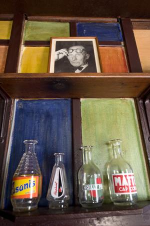 Le cabanon de le corbusier une le on d 39 architecture art - Office du tourisme roquebrune cap martin ...