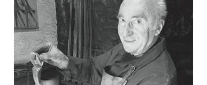 Jean Pierre Augier Transforme Les Vieux Outils En Art Cote D